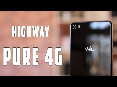 Wiko Highway Pure 4G, review en español