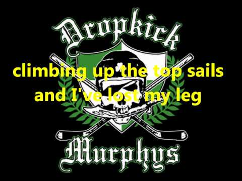 Dropkick MurphysIm Shipping Up to Boston with lyrics