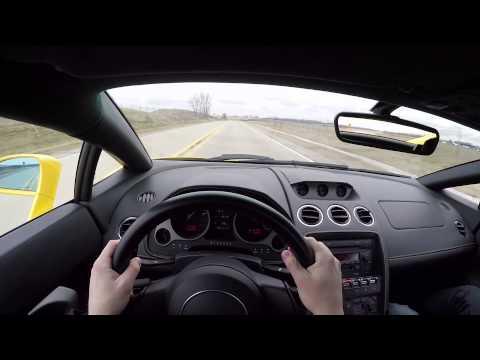 2004 Lamborghini Gallardo - WR TV POV Test Drive