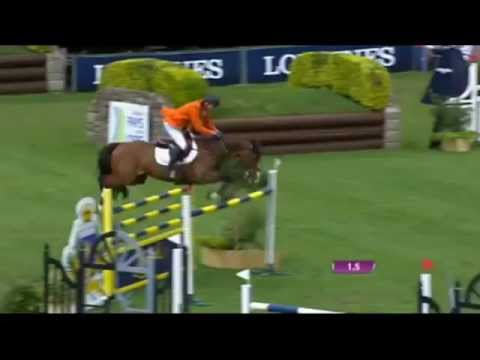 MARC HOUTZAGER & STERREHOF'S OPIUM - 1º Round CSIO5* LA BAULE Cup Nations