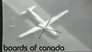 Boards of Canada - I Saw Drones