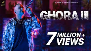 Ghora III | Benny Dhaliwal | Aman Hayer | Latest Songs 2018 | Humble Music