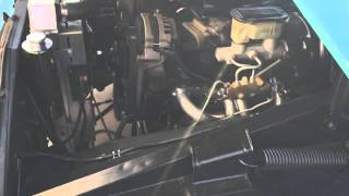 1966 Chevy C10 Engine Bay Video 3
