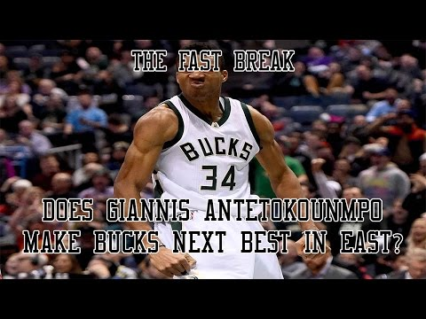 2017 NBA Playoffs: Does Giannis Antetokounmpo Make Bucks Next Best In East?