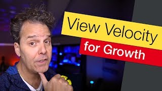 View Velocity on Youtube – This tool has you covered!