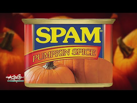 Candy - Pumpkin Spice Spam??? NOOOOOOO!!!