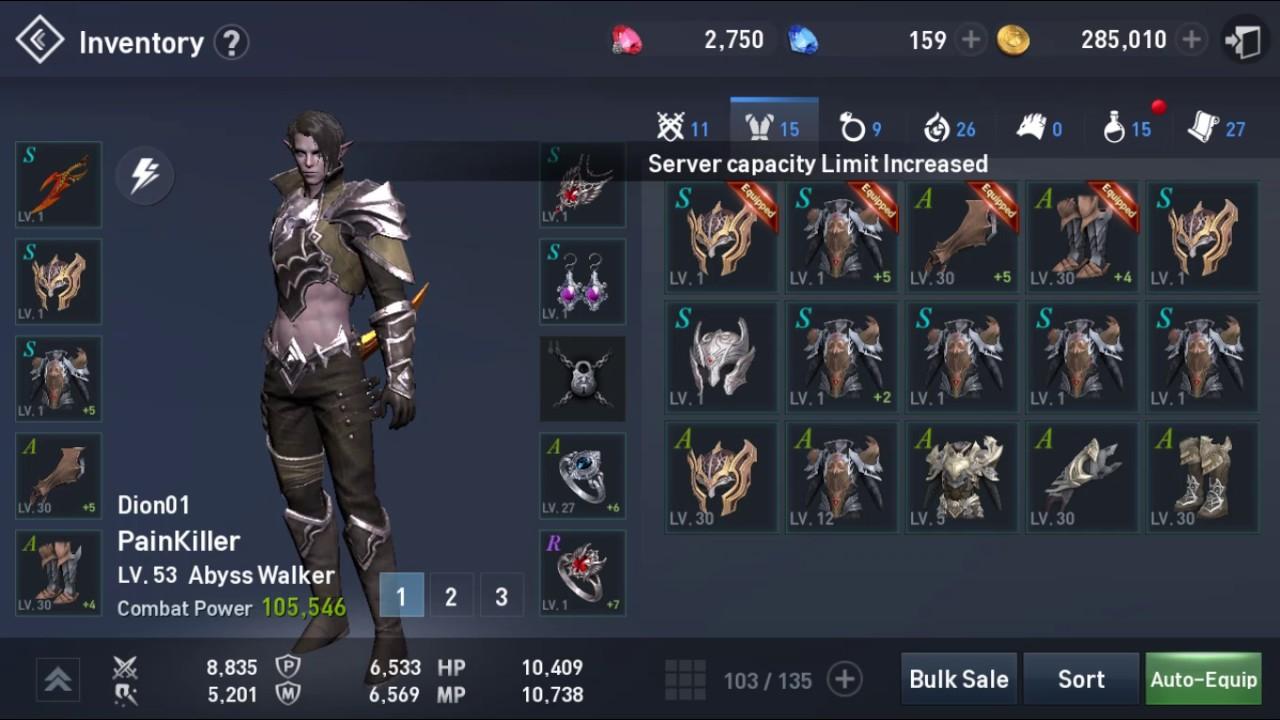 L2 примерочная брони и оружия