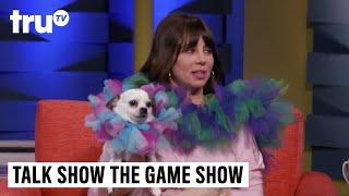 Talk Show the Game Show - Mayor Cutie Shows Off Her Skills (ft. Natasha Leggero) | truTV