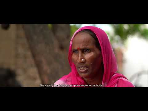 India Lakshmi's Story: Accessing Cervical Cancer and Treat Services