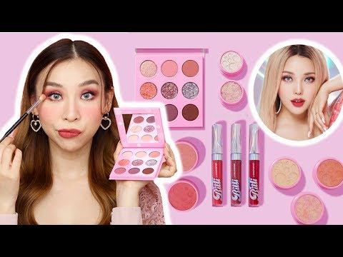 Colourpop x Pony Bitti Makeup 👍🏻 or 👎🏻? | TINA TRIES IT thumbnail