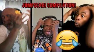 BlastphamousHD Scary Jumpscare Compilation #3
