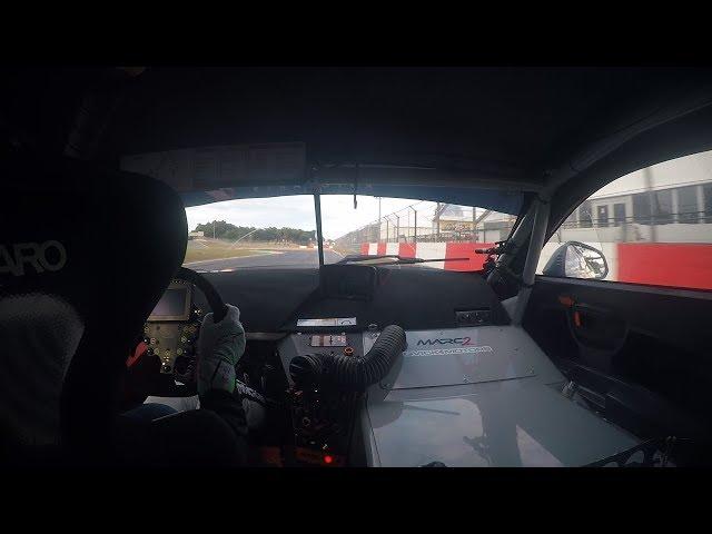 24 Hours of Zolder - Onboard Superpole Nico Verdonck