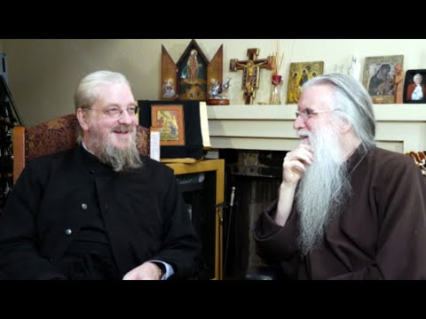 John Michael Talbot Interview 1 of 3 with Very Rev. Dr. John Behr
