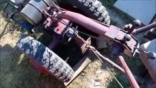 МТЗ 05  Дробилка зерна
