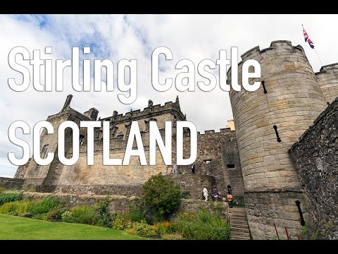 Visiting the Stirling Castle in Scotland 🇬🇧