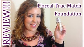 Review of L'oreal True Match Foundation Thumbnail