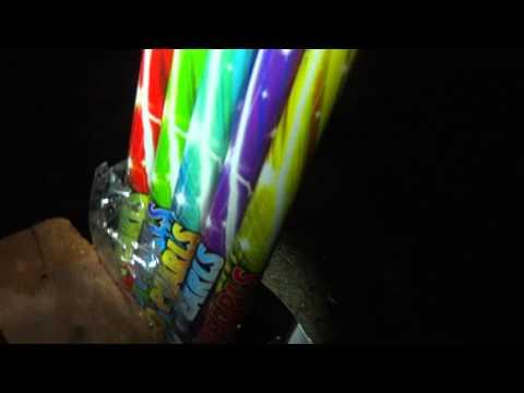 cosmic astra mission to mars / venus  black gemini rockets  midnight mayhem fireworks