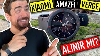 Xiaomi Amazfit Verge Akıllı Saat incelemesi