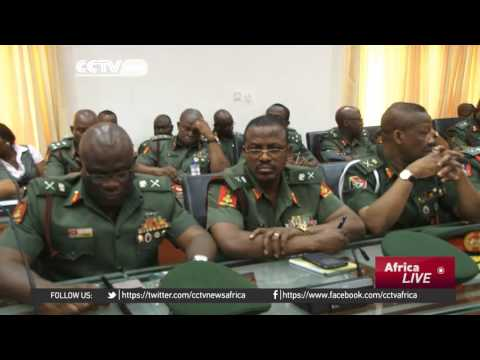 Nigerias top government officials probed over role in arms scandal