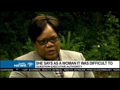 EXCLUSIVE INTERVIEW - Joice Mujuru speaks out