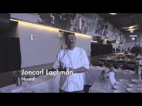 Chefs Supporting PAWS: Joncarl Lachman