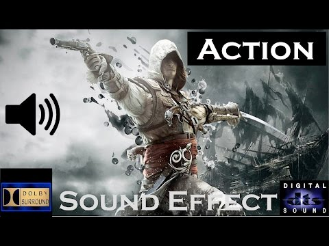 Sound Effects For Action  Scene Background  Cinematic  Hi  Resolution Audio