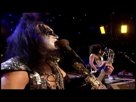 KISS - Calling Dr. Love - Brooklyn Bridge - Reunion Tour / MTV Awards