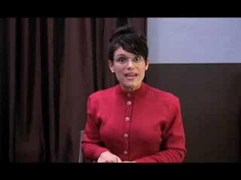Bibleside Chat w Sarah Palin: Catholics!