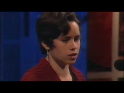 Nathalie Merchant - Eating for Two (Solo Piano)  (BBC TV 1994)
