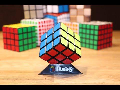 Rubiks Cube 3x3x3 Lösen - Deutsch
