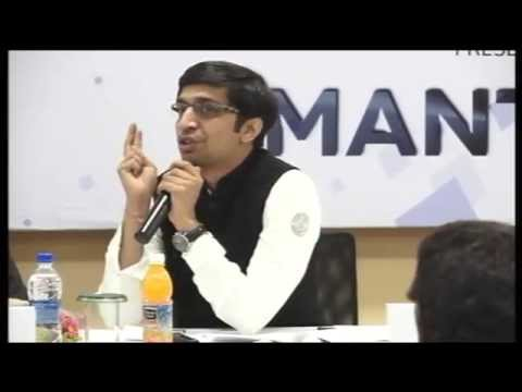 MANTHAN'15 The Budget Talk Part # 4/4