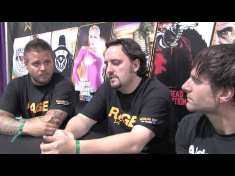 The Art Institutes Interviews Rockstar Games at SIGGRAPH 2009