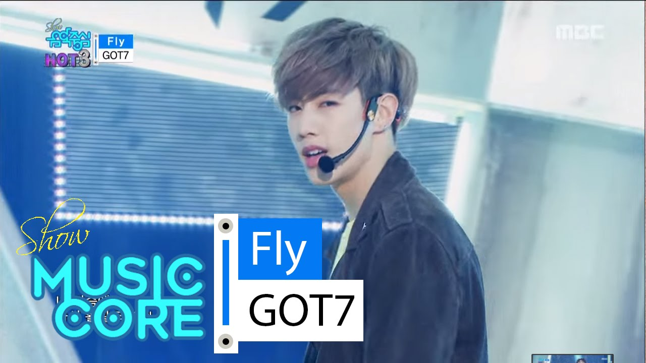 [HOT] GOT7 - Fly, 갓세븐 - 플라이 Show Music core 20160326