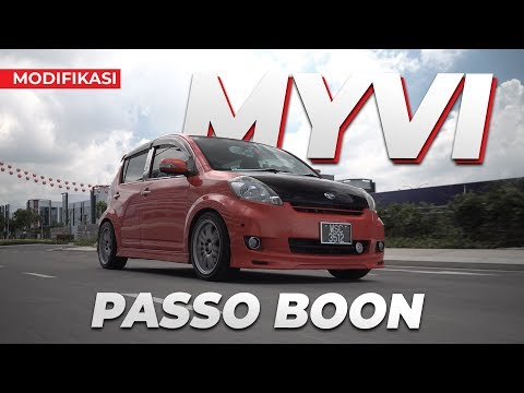 MYVI CONVERT PASSO BOON   By Utara JDM Autopart