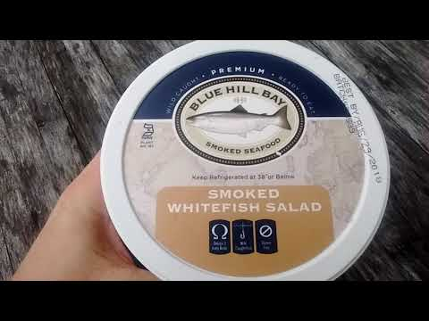 Smoked Whitefish Salad -Blue Hill Bay
