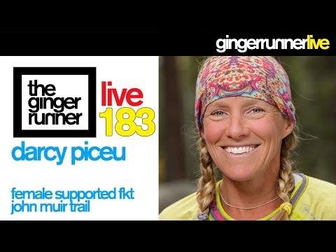 GRL #183   Darcy Piceu, Female Supported John Muir Trail FKT
