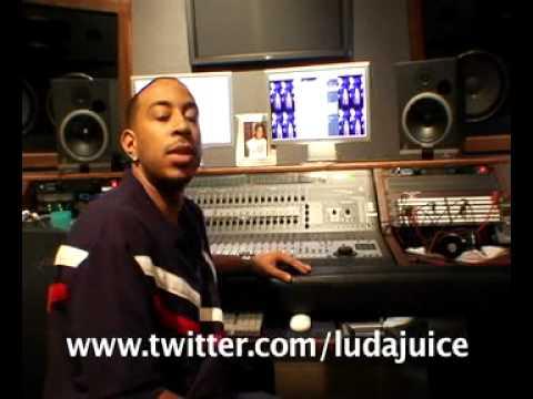 Ludacris on Twitter with LudaJuice