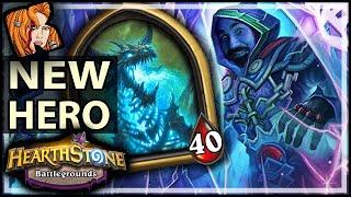 NEW HERO SINDRAGOSA! - Hearthstone Battlegrounds