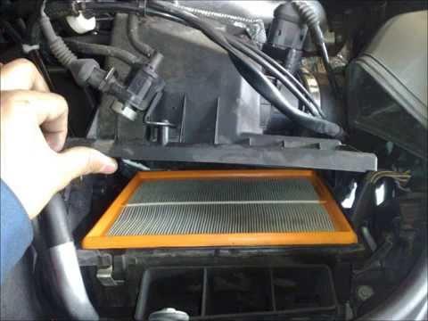 Changement filtre aire volkswagen passat cambiar for Filtro aria cabina passat 2012