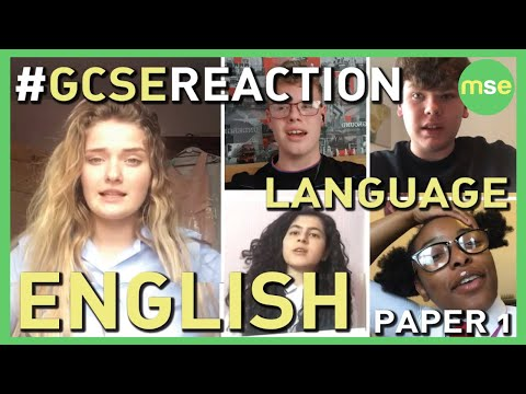 Gcse english language paper 1 2019 date