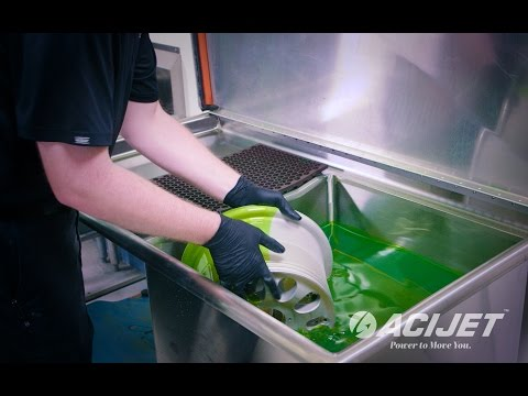 From Dye Penetrant To Eddy Current Testing, Watch How Aircraft Wheels Are Repaired & Overhauled