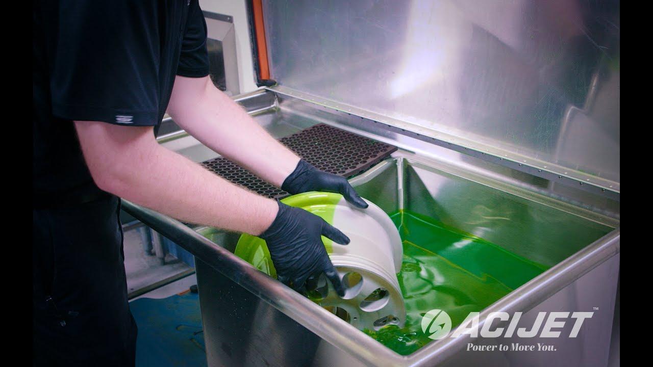 liquid penetrant inspection procedure pdf