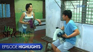 My Special Tatay: Matinding pagseselos ni Aubrey | Episode 106
