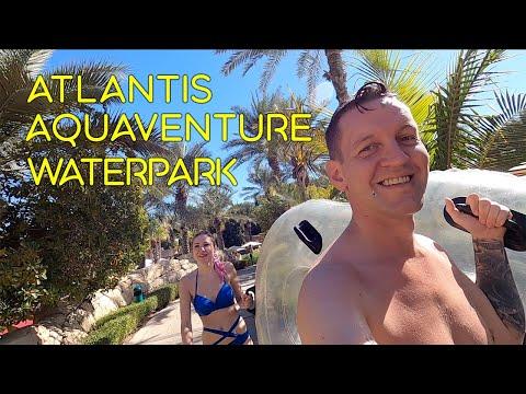 Atlantis Aquaventure Waterpark Dubai!