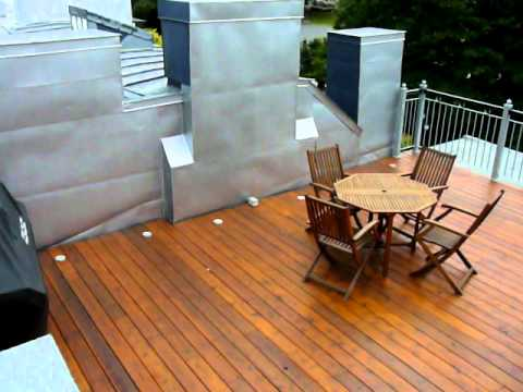 teinture exterieure pour patio et terrasse sikkens youtube. Black Bedroom Furniture Sets. Home Design Ideas