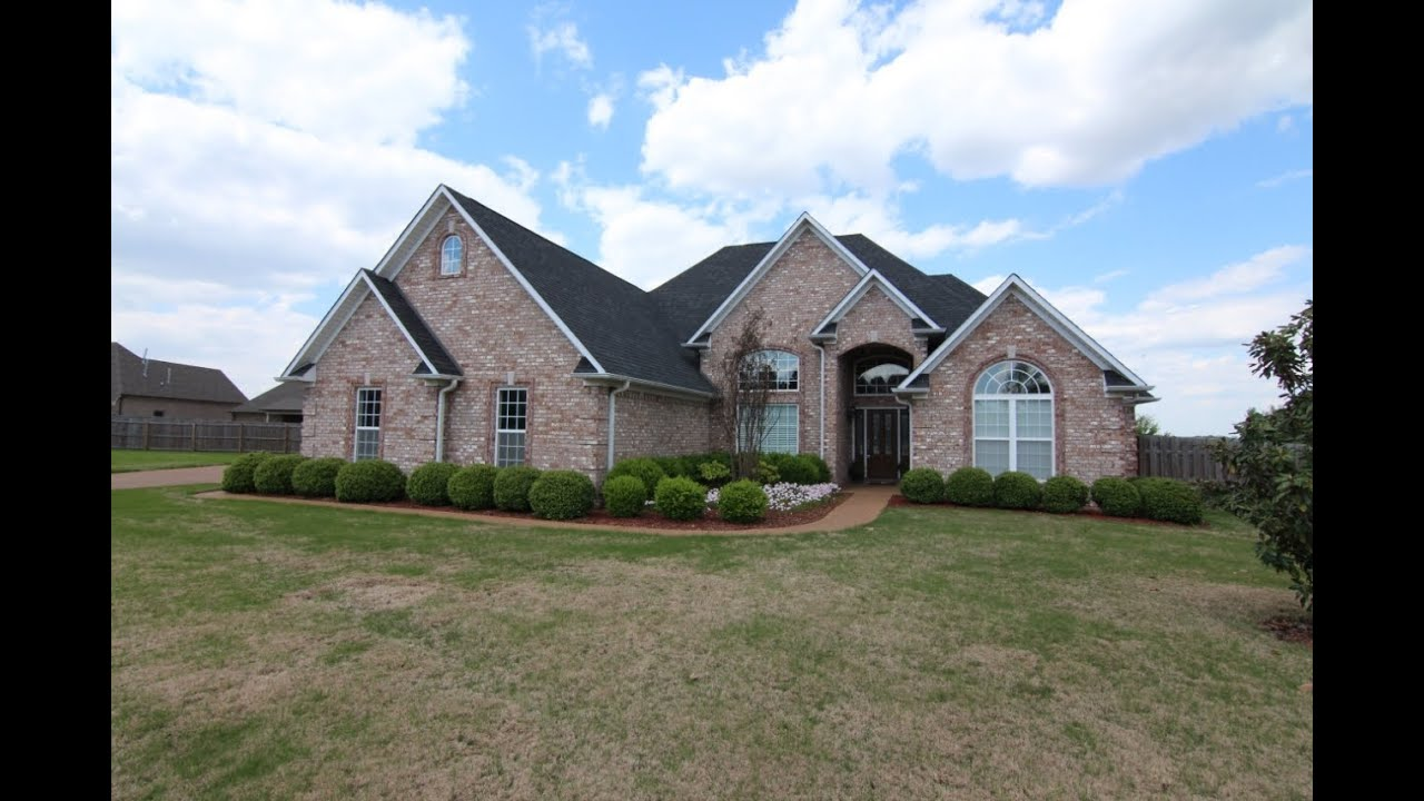 15 amos cove jackson tn house for sale youtube for Home designs jackson ms