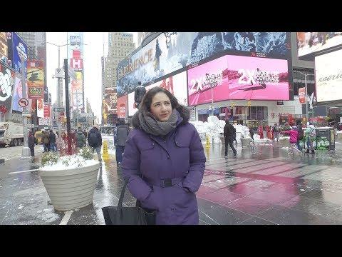 From Ankara to New York