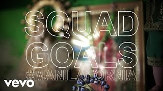 Repeat youtube video MIKE KOSA, GERALD BATO, ZYME, RON HENLEY, SPARO, ANKHTEN BROWN - Squad Goals