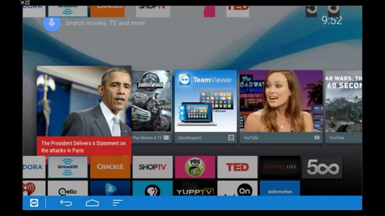 install showbox on sony android tv