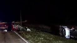 3 people die in head-on crash